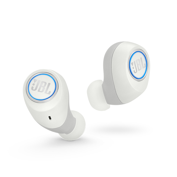 Audífono JBL FREE X Bluetooth In ear Blanco