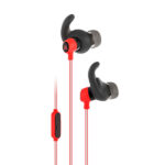 Audífono JBL Reflect Mini in Ear Alámbrico Rojo