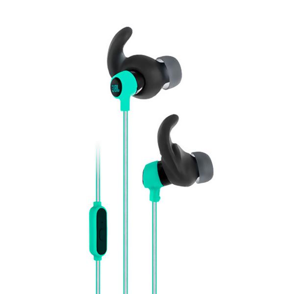 Audífono JBL Reflect Mini in Ear Alámbrico Azul