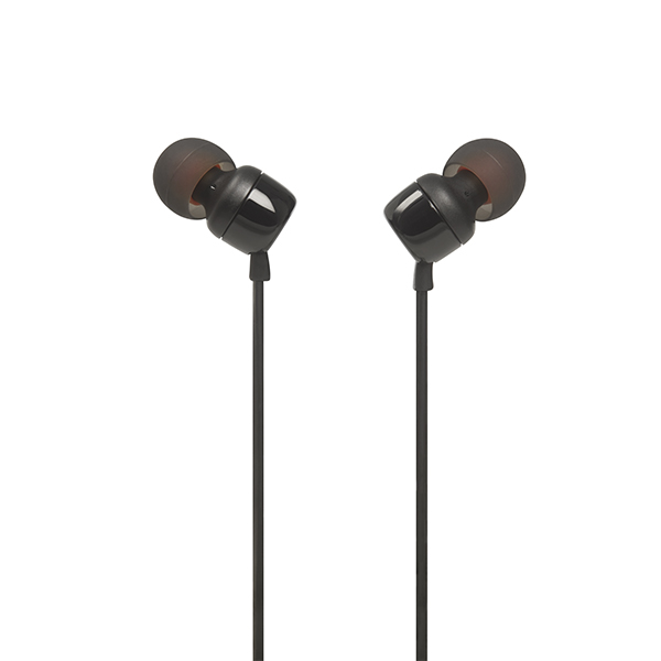 Audífono JBL T110 Alámbrico In Ear Negro