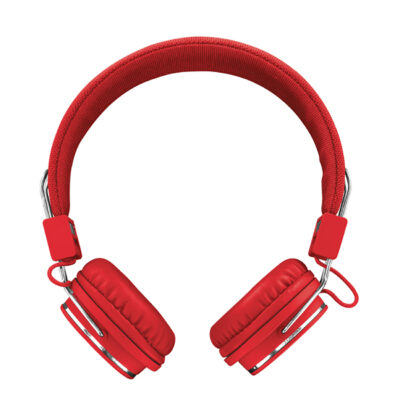 Audífonos Alámbrico TRUST Ziva Rojo