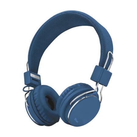 Audífonos Alámbrico TRUST Ziva Azul