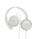 Audífono JBL T450 Alámbrico On Ear Blanco