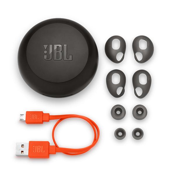 Audífono JBL FreeX Bluetooth In Ear Negro