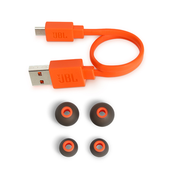 Audífono JBL T110 Bluetooth In Ear Negro