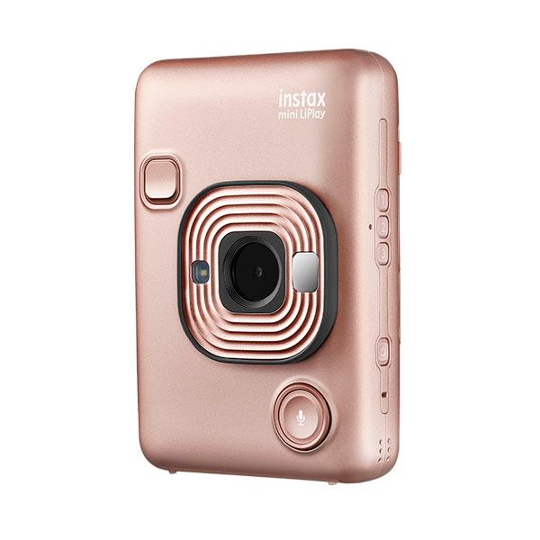 Cámara Fujifilm LiPlay Blush Gold
