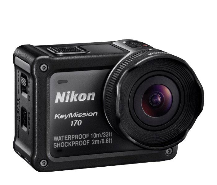 Cámara Nikon Key Mission 170 S/W