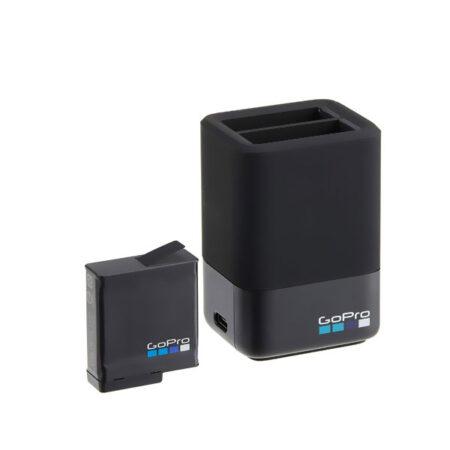 Cargador Dual de batería + batería GoPro Hero 7