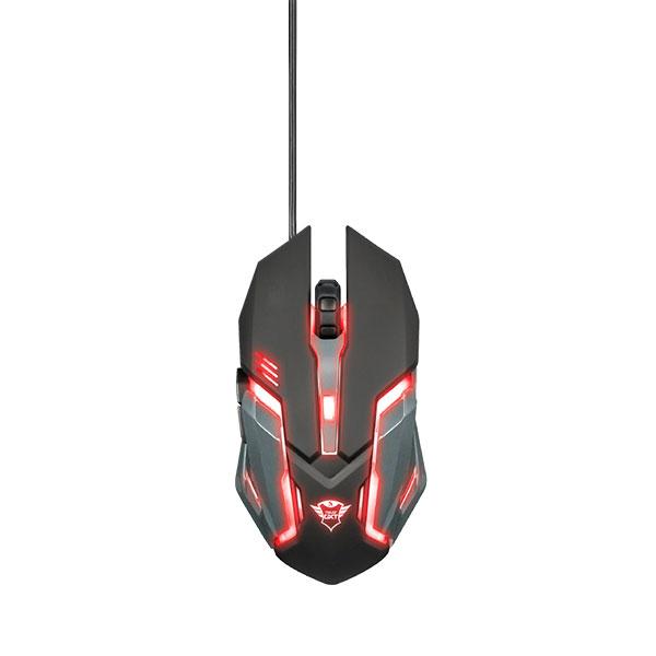 Combo 2 en 1 Gamer Trust Gxt 845 Tural Teclado+Mouse