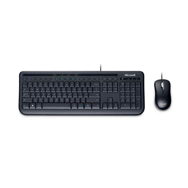 Combo Microsoft Teclado + Mouse 600