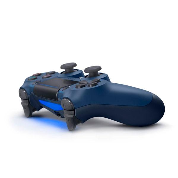 Control Inalámbrico DualShock 4 Azul Media Noche