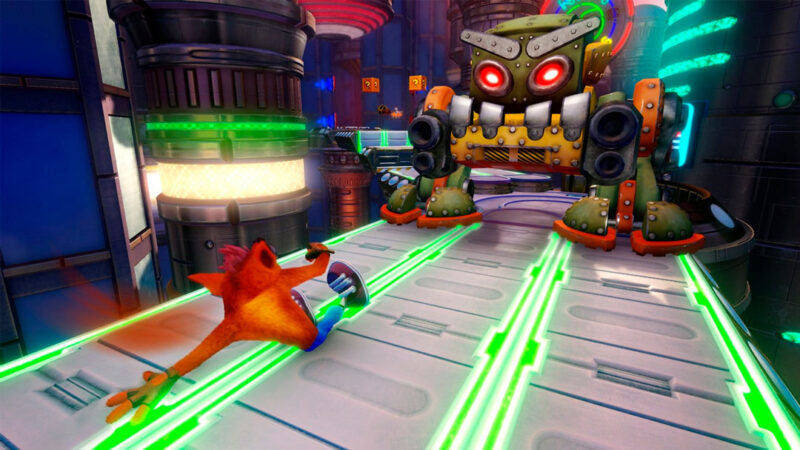 Juego PS4 Crash Bandicoot N'sane Trilogy