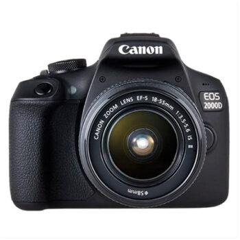 Cámara Canon EOS Rebel 2000D