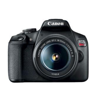 Cámara Canon EOS Rebel T7