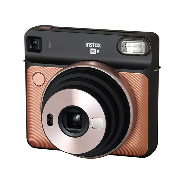 Cámara Fujifilm Instax SQ6 Blush Gold