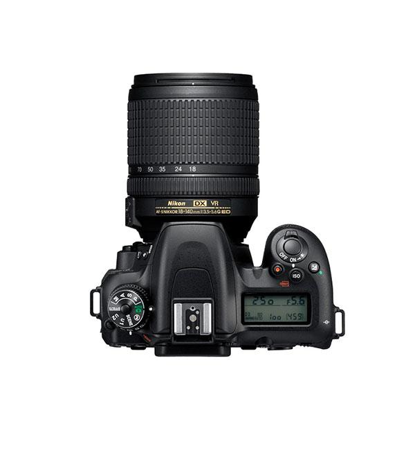 Cámara Nikon D7500