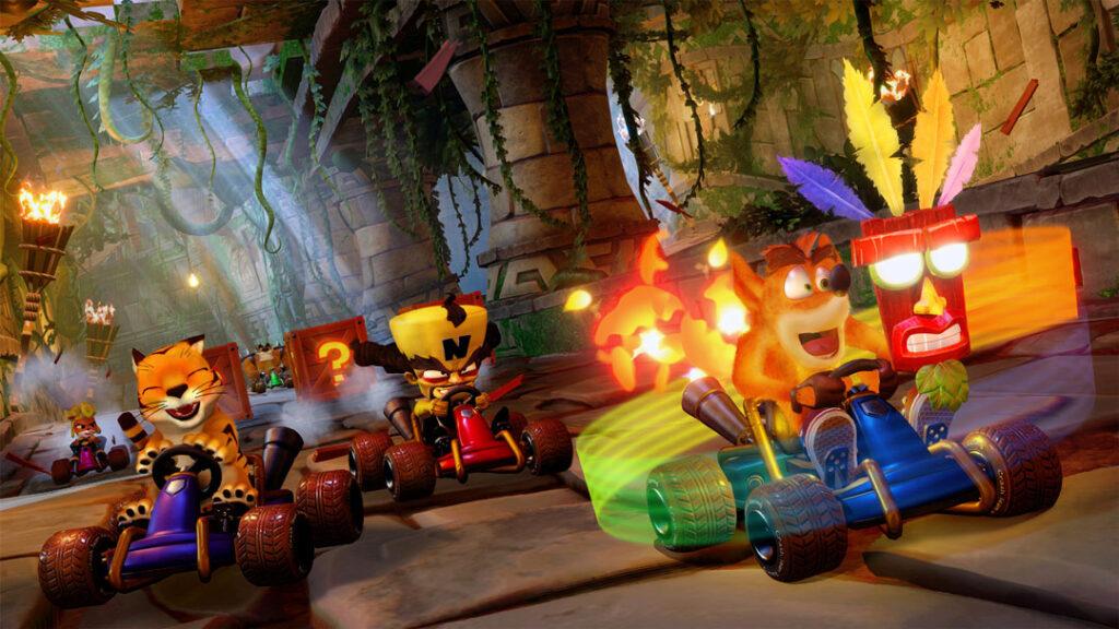 Juego PS4 Crash Team Racing Nitro-Fueled