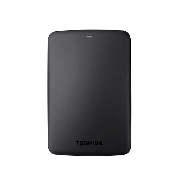 Disco Duro Toshiba 3TB Canvio Basics