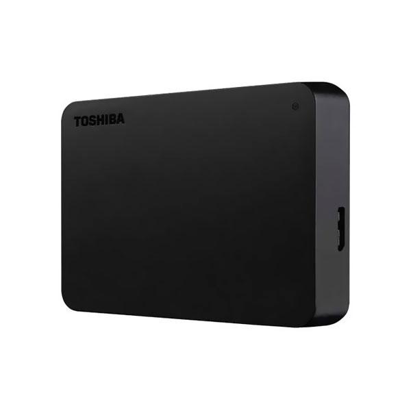 Disco Duro Toshiba 4TB Canvio Basics
