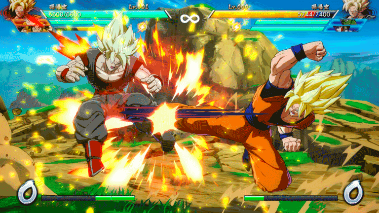 Juego PS4 Dragon Ball Fighter Z