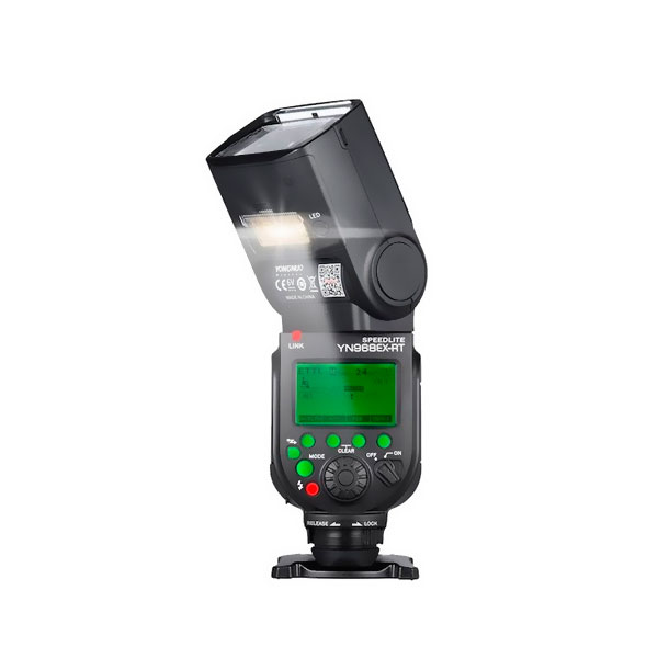 Flash YongNuo 968 EX – RT Canon