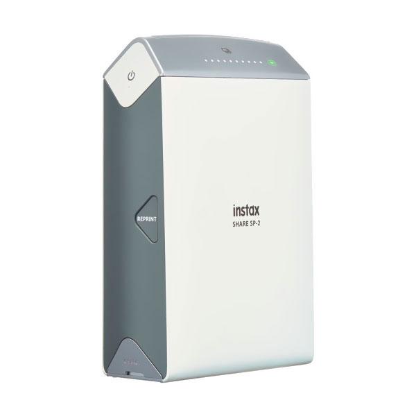 Impresora Instax Fujifilm Share SP-2 Plateada