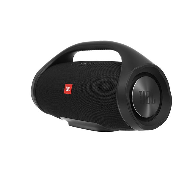 Parlante Jbl Bluetooth Boombox Negro