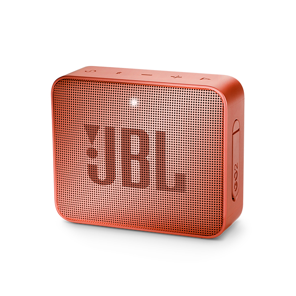 Parlante Jbl Bluetooth Go2 Sunkised Cinnamon