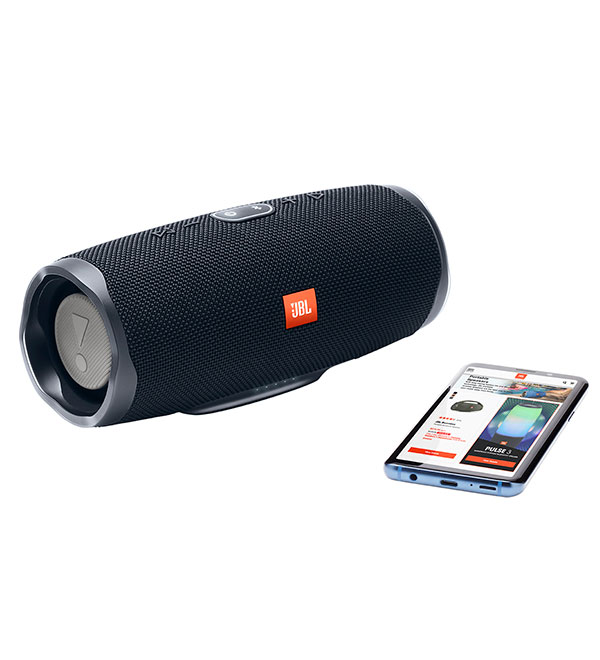 Parlante Jbl Bluetooth Charge 4 Negro