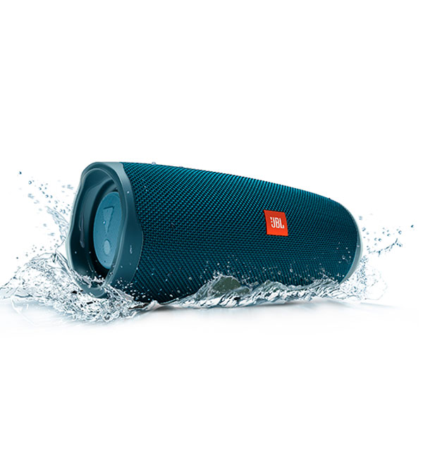 Parlante Jbl Bluetooth Charge 4 Azul