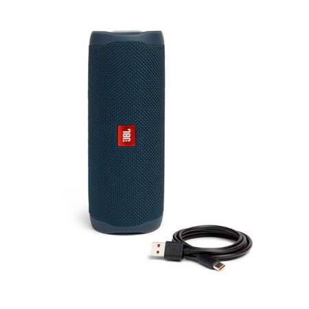 Parlante Jbl Bluetooth Flip 5 Azul