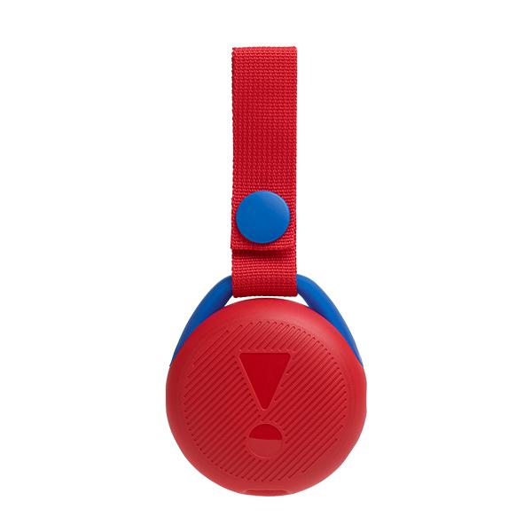 Parlante Jbl Bluetooth Jr Pop Rojo