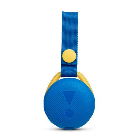 Parlante Jbl Bluetooth Jr Pop Azul