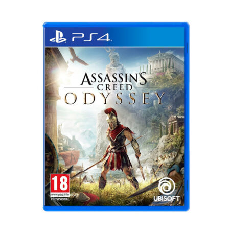 Juego PS4 Assassin's Creed Odyssey - Limited Edition