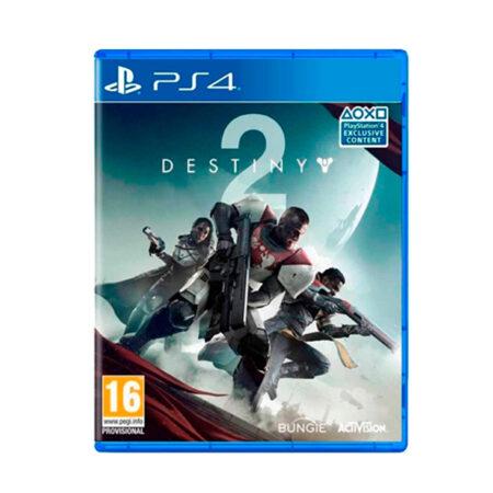 Juego PS4 Destiny 2