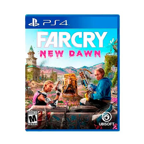 Juego PS4 Far Cry New Dawn