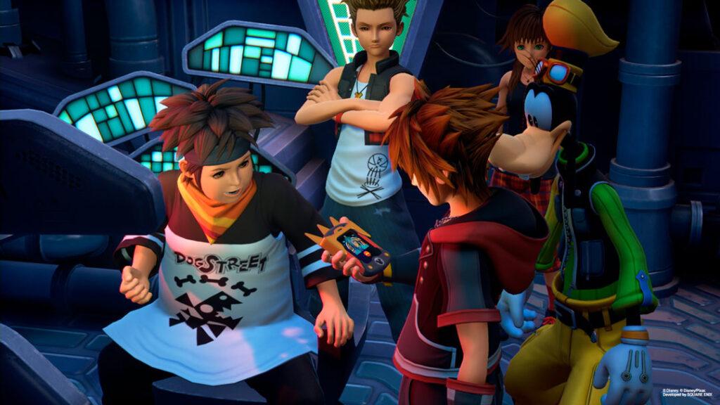 Juego PS4 Kingdom Hearts III