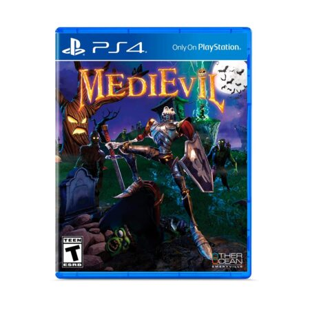 Juego Ps4 Medieval Remastered