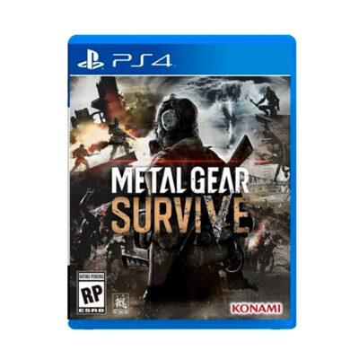 Juego PS4 Metal Gear Survive