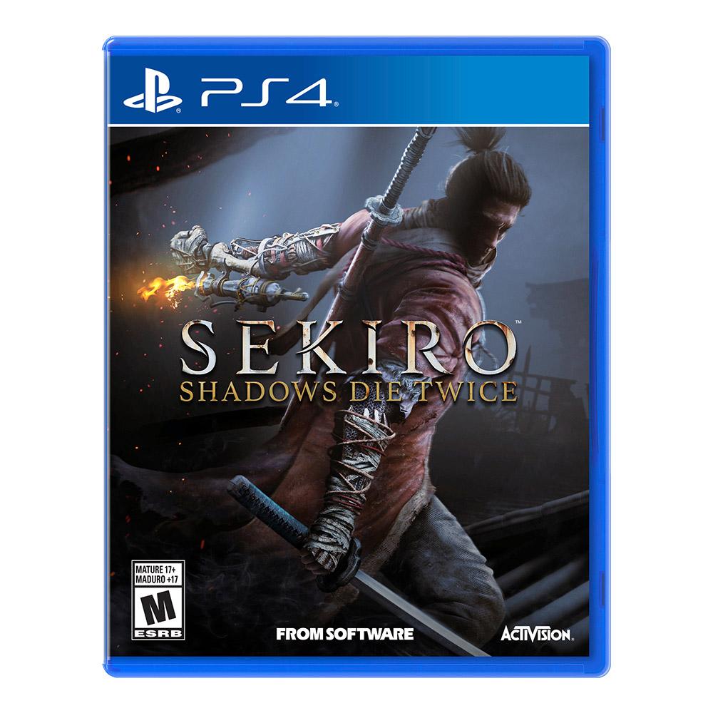 Juego PS4 Sekiro Shadows Die Twice