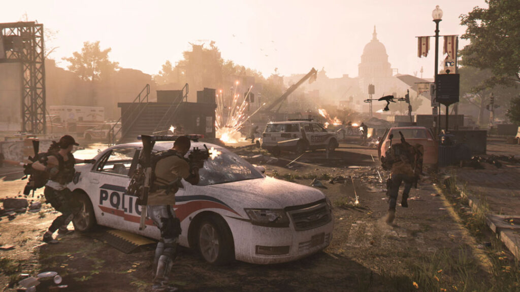 Juego PS4 Tom Clancy's The Division 2 Limited Edition