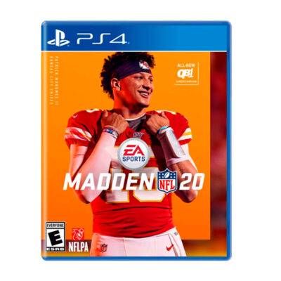 Juego PS4 Madden NFL 20 Standard Edition