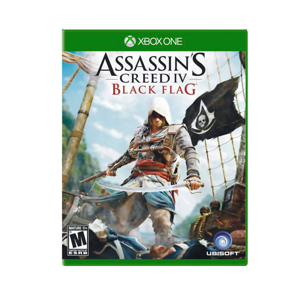 Juego Xbox One Assassin's Creed IV: Black Flag