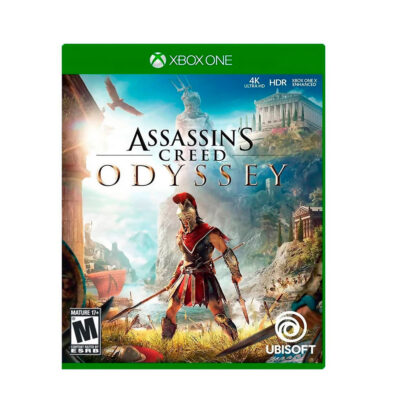 Juego Xbox One Assassin's Creed Odyssey - Limited Edition