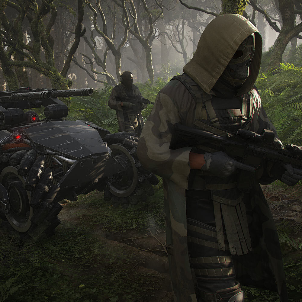 Juego Xbox One Tom Clancy's Ghost Recon Breakpoint