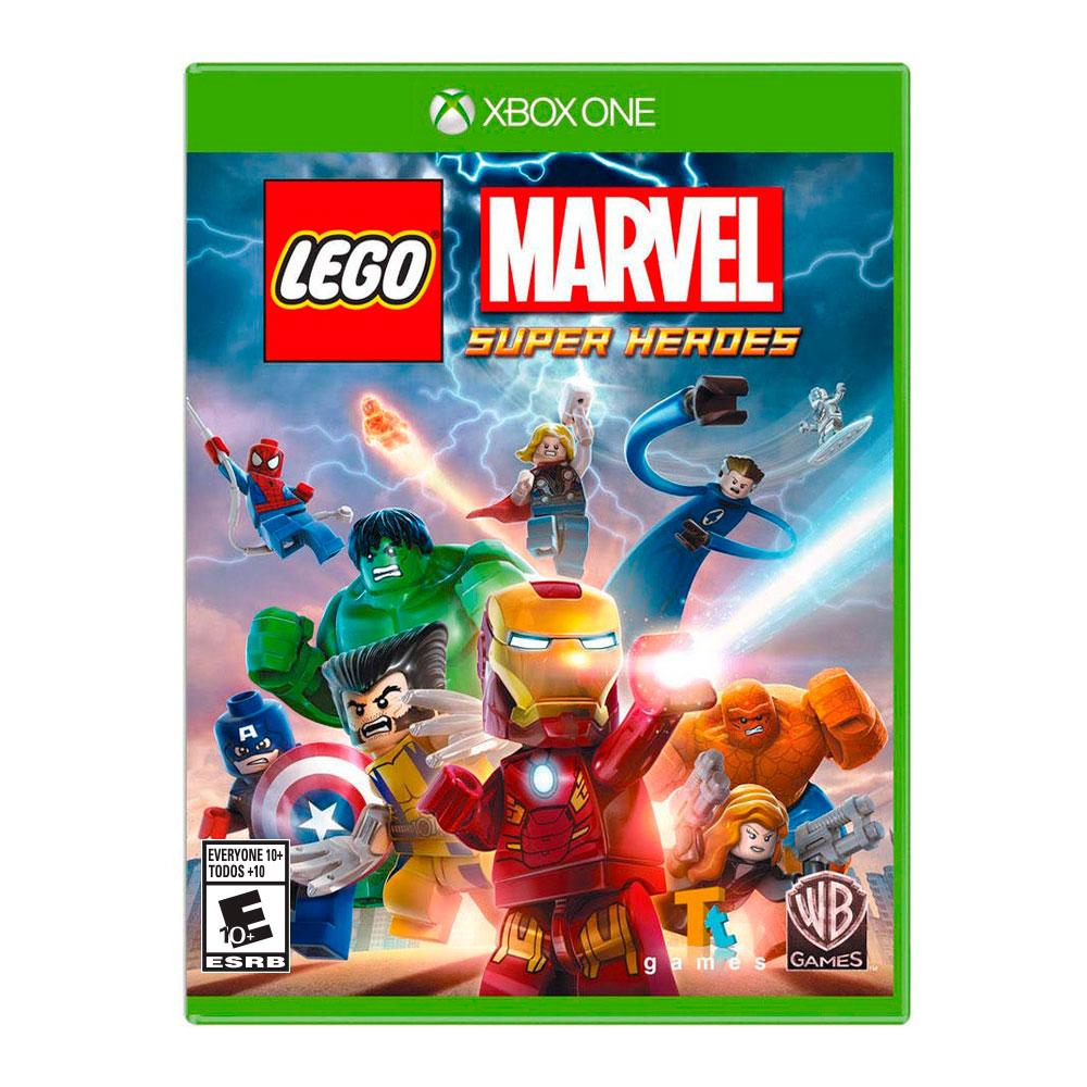 Juego Xbox One Lego Marvel Super Heroes