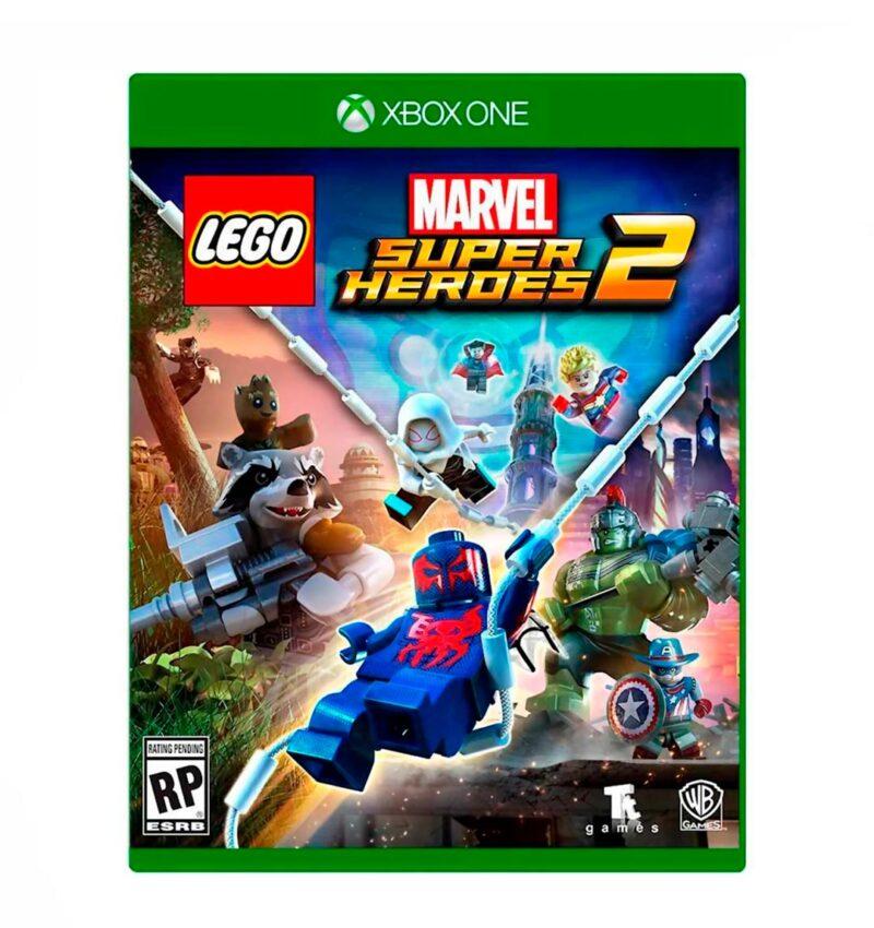 Juego Xbox One Lego Marvel Super Heroes 2