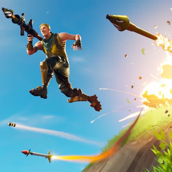 Juego Xbox One Fortnite Darkfire Bundle