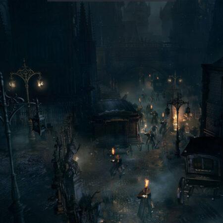Juego PS4 Bloodborne