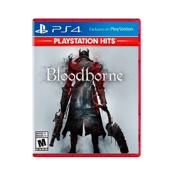 Juego PS4 Bloodborne Hits